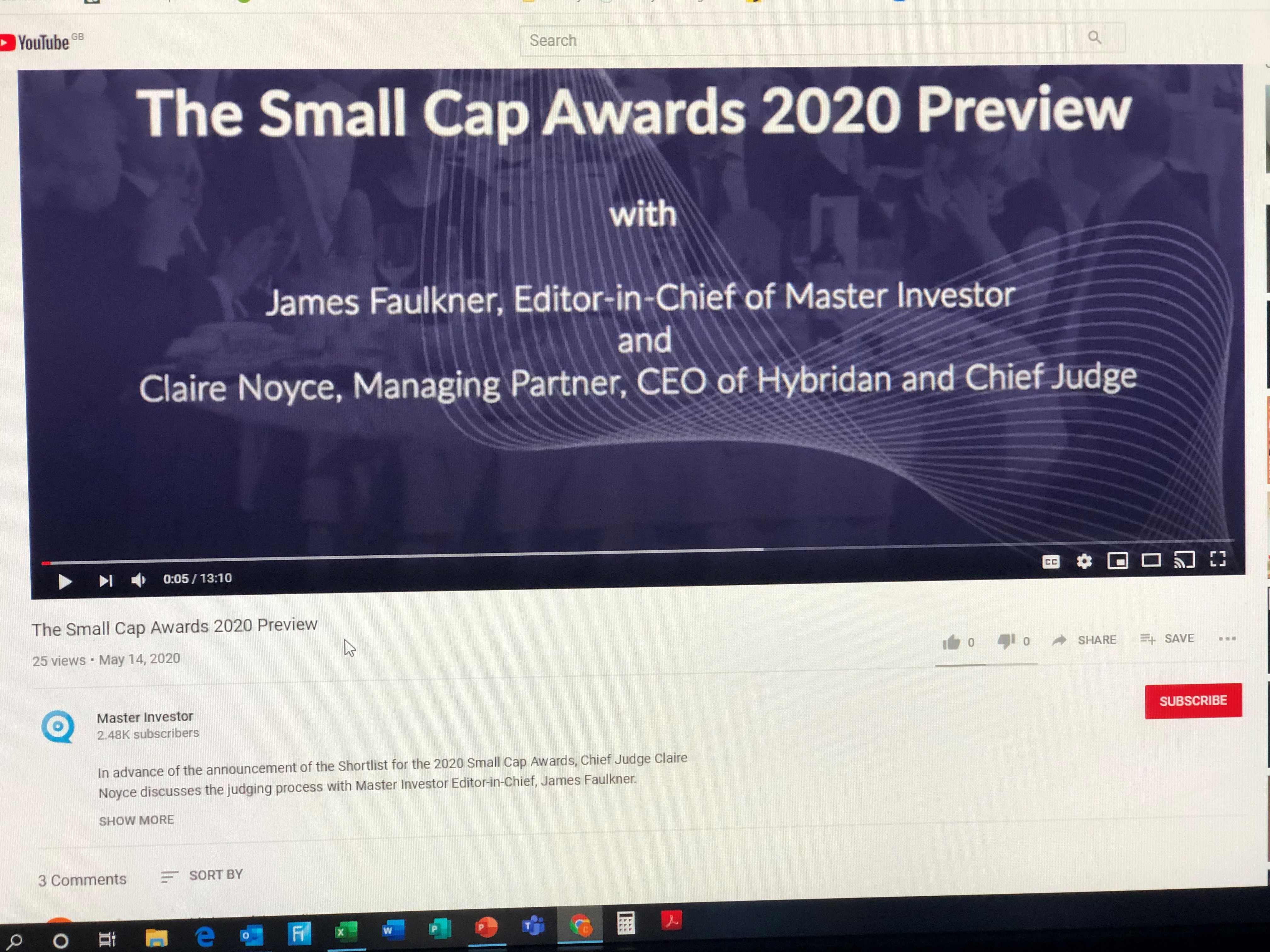 Small Cap awards_2020